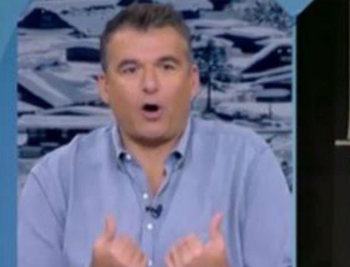 Γιώργος Λιάγκας: «Κάγκελο» οι συνεργάτες του! Τους την
