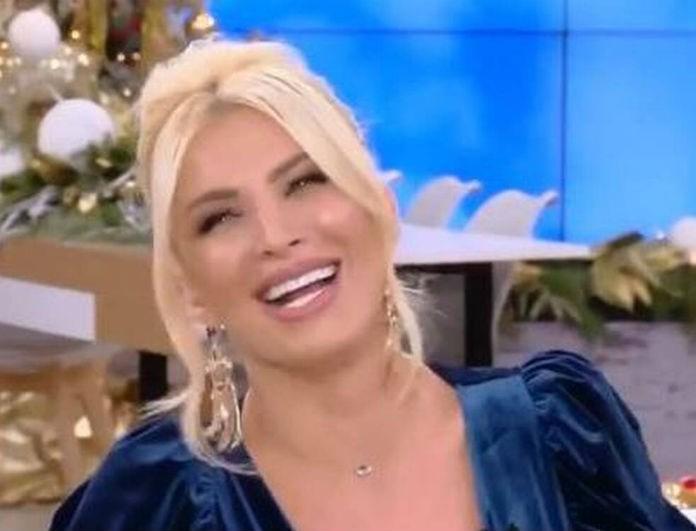 Ηθοποιός από το «Κόκκινο Ποτάμι» είπε στον αέρα της εκπομπής ότι είχε σχέση με την Κατερίνα Καινούργιου!
