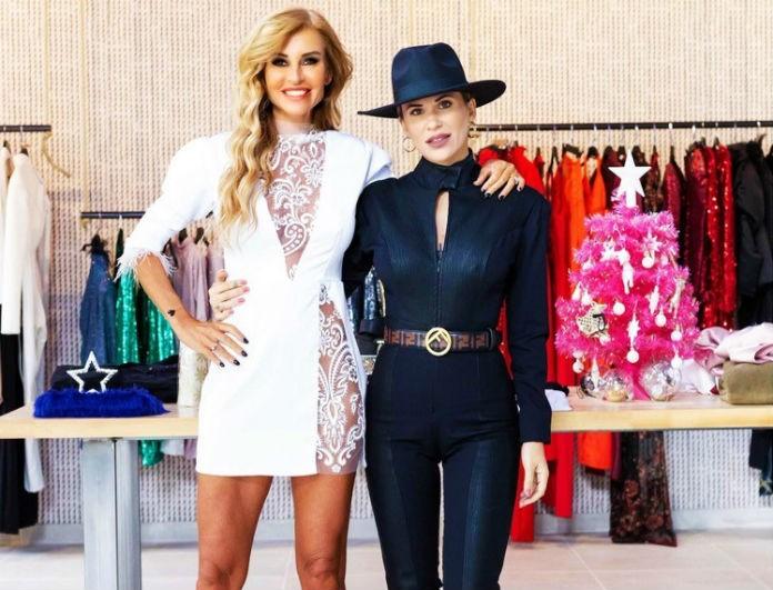 Ένα εκθαμβωτικό φόρεμα από την MK EXCLUSIVE FASHION και την Ιωάννα Μιχαλέα!