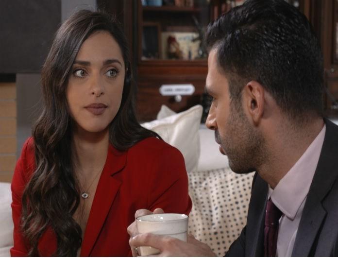 Έλα στη θέση μου: Η Μαρίνα είναι επιθετική με όλους! Τρομερές εξελίξεις στο σημερινό επεισόδιο (13/12)!