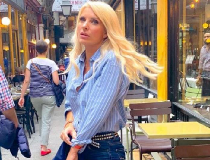 Ελένη Μενεγάκη: Φόρεσε μπουφάν 580 ευρώ για να πάει να αγοράσει γλυκά! Το έχουμε σε φωτογραφίες!