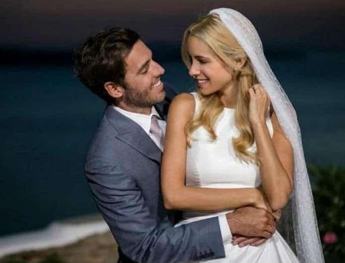 Δούκισσα Νομικού - Δημήτρης Θεοδωρίδης: Ξανά στην εκκλησία το ζευγάρι! Η ημερομηνία για το μυστήριο!