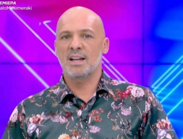 Νίκος Μουτσινάς: Τρόμος στον ΣΚΑΙ! Δεν ήταν πρώτα τα νούμερα του παρουσιαστή αλλά...
