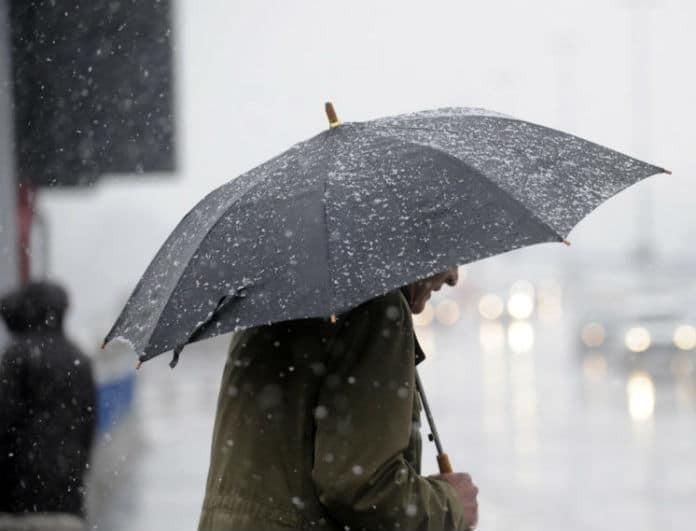 Καιρός σήμερα: Πτώση της θερμοκρασίας, βροχές και χιόνια! Ποιες περιοχές πρέπει να προσέχουν;