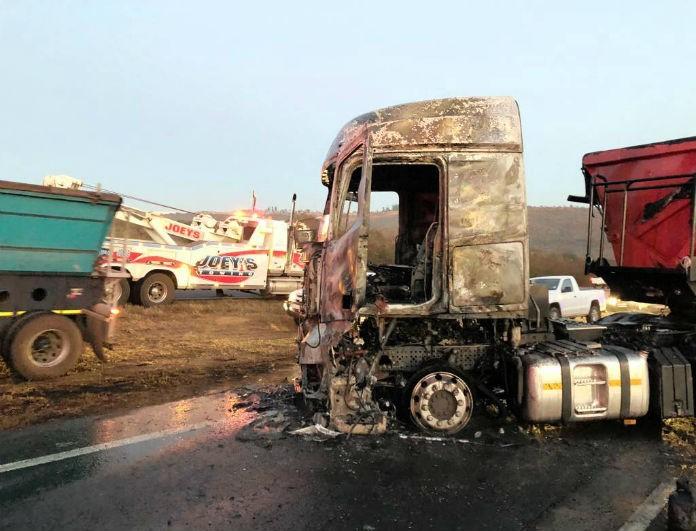 Φονικό τροχαίο με 17 νεκρούς! Λεωφορείο συγκρούστηκε με φορτηγό!