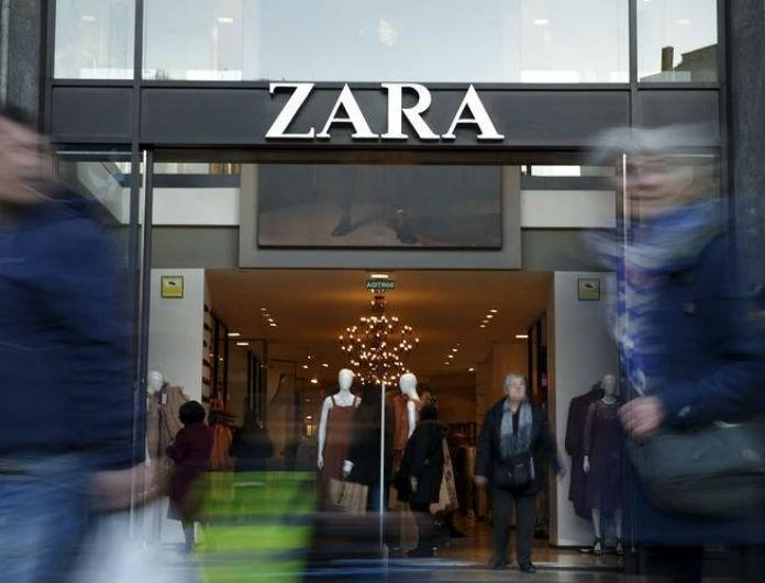 ZARA: Αυτό το λευκό παλτό θα σε κάνει βασίλισσα του χειμώνα! Προκαλεί