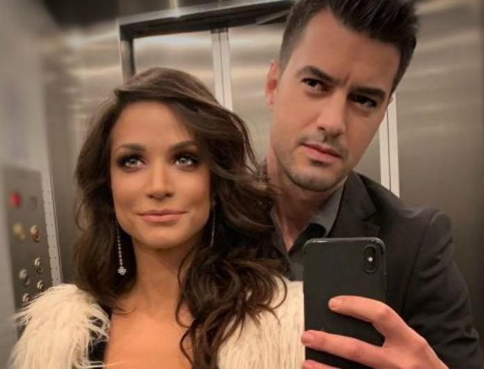 Γιάννης Τσιμιτσέλης - Κατερίνα Γερονικολού: Η τρυφερή στιγμή μέσα στο ασανσέρ! Φωτογραφία ντοκουμέντο!