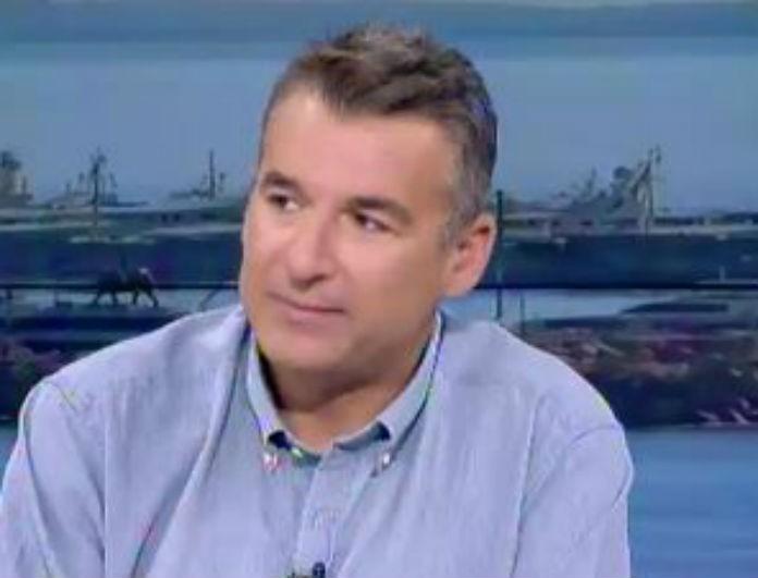 Γιώργος Λιάγκας: Κινδύνευσε ο παρουσιαστής! Βρέθηκε έξω από το σπίτι του ο Ρουβίκωνας!