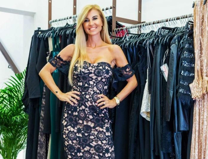Ένα φόρεμα από την EVI EVAN BOUTIQUE και την Ιωάννα Μιχαλέα που όλες θέλουμε να έχουμε για τις γιορτινές μέρες!