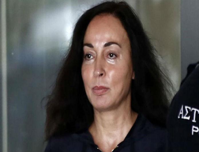 Βίκυ Σταμάτη: Βαριά καμπάνα με ποινή φυλάκισης για την απόδραση της από το Δρομοκαΐτειο!