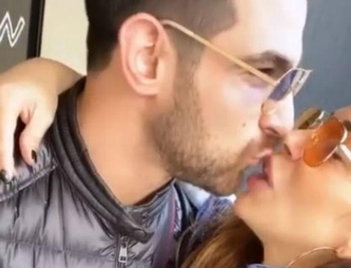 Ελένη Χατζίδου: Έκανε την αποκάλυψη μέσα από βίντεο! Δεν σταματούσε να φιλάει τον Ετεοκλή Παύλου!