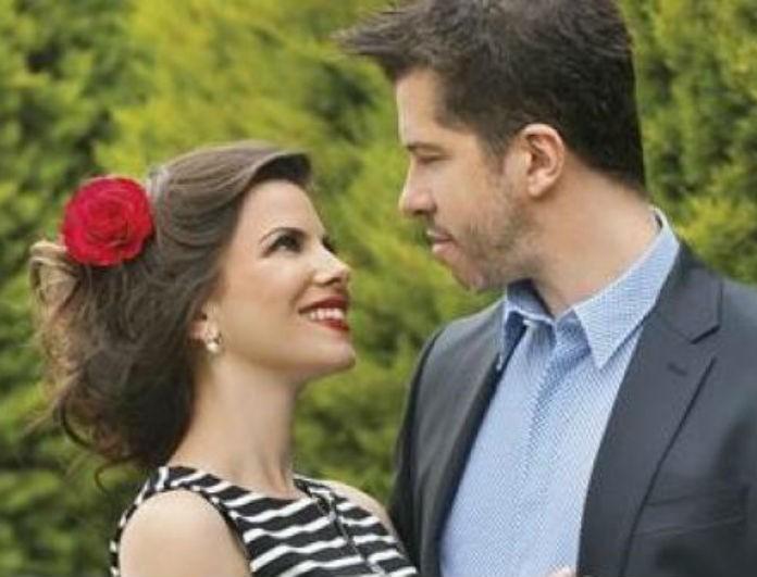 Αντελίνα Βαρθακούρη: Αδημοσίευτη φωτογραφία από τον γάμο της με τον Χάρη! Στη «φόρα» 6 χρόνια μετά...