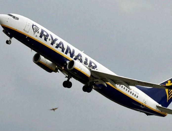 Προσφορά «βόμβα» από την Ryanair: Εισιτήρια από 9,99€!