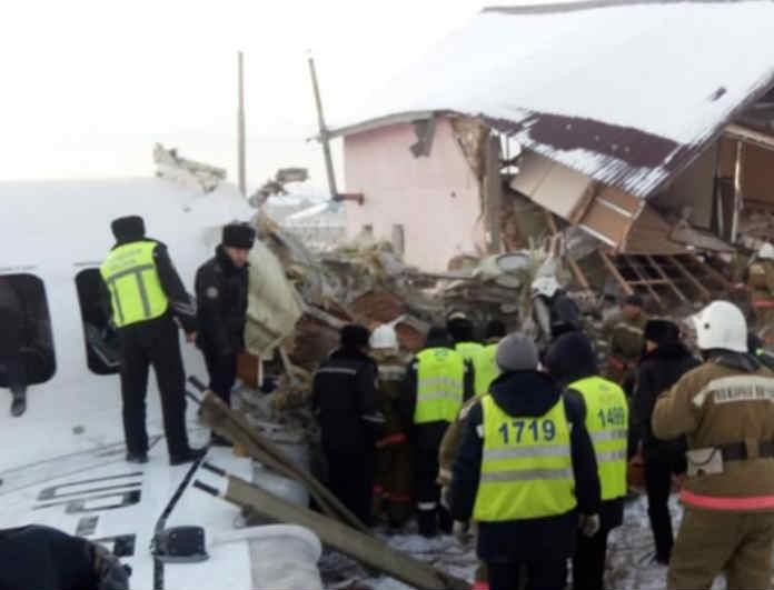 Μεγάλη τραγωδία! Συνετρίβη αεροσκάφος με 100 επιβάτες! Πόσοι ήταν οι νεκροί;