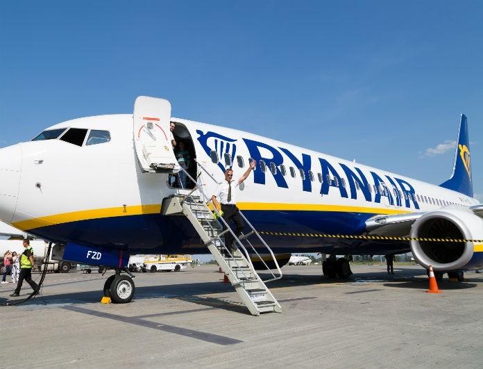 Μεγάλη προσφορά από την Ryanair! Σε στέλνει σε αυτή τη χώρα του εξωτερικού μόνο με 10 ευρώ!