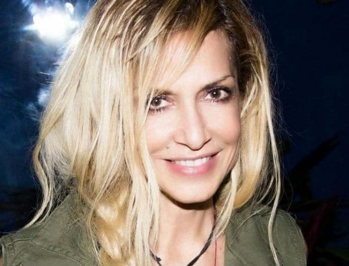 Άννα Βίσση: Μαζί με ηθοποιό από το Μπρούσκο! Οι  φωτογραφίες που έφεραν σχόλια!
