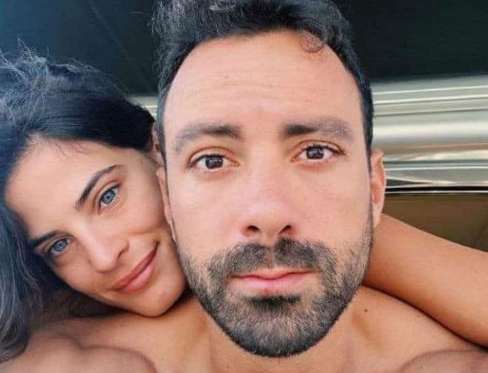 Σάκης Τανιμανίδης: Άφησε την Χριστίνα Μπόμπα σπίτι και έφυγε με το αεροπλάνο! Που πήγε;