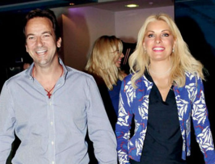 Μάκης Παντζόπουλος: Φωτογραφήθηκε με τον αδερφό της Ελένης Μενεγάκη και προκάλεσε φρενίτιδα! Το σχόλιο του Άγγελου Λάτσιου!