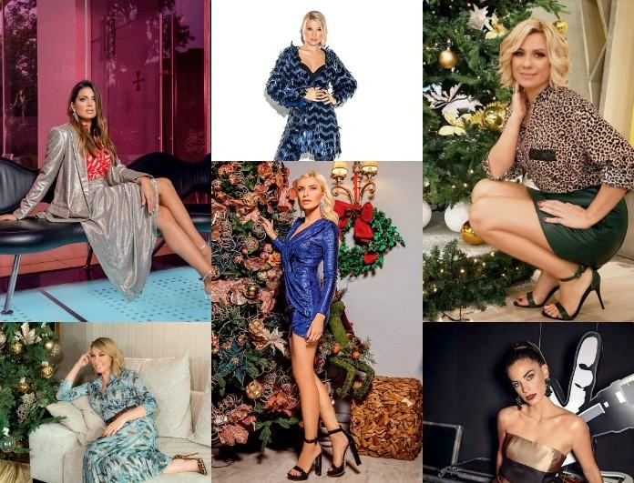 6 διάσημες Ελληνίδες δίνουν τις ευχές τους στο YOU για το 2020!