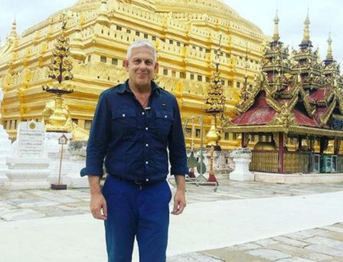 Ο Τάσος Δούσης δίνει σε 60 δευτερόλεπτα άλλες «Εικόνες» από τη Βιρμανία! Προκαλούν εντύπωση!