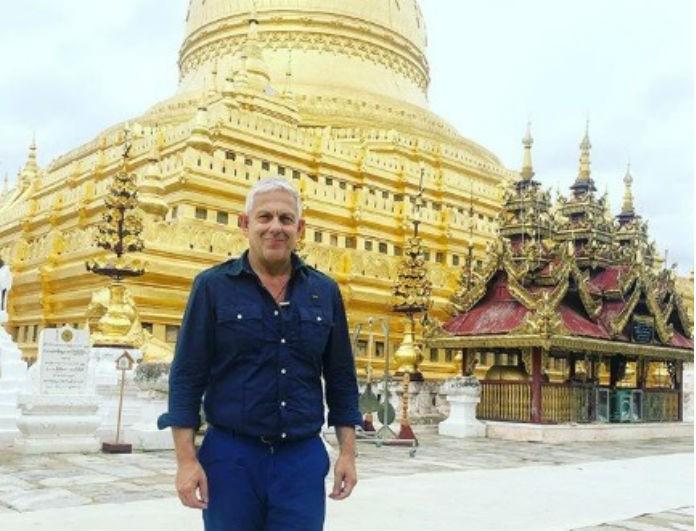 Τάσος Δούσης: Ταξιδεύει με τις «Εικόνες» στην ονειρική Βιρμανία, στον πιο ανεξερεύνητο προορισμό της Ασίας! (Βίντεο)