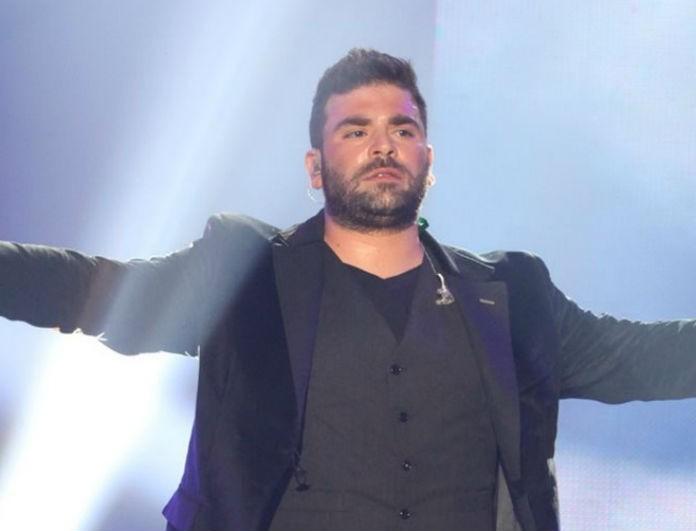 Παντελής Παντελίδης: Άγγελος εμφανίστηκε την ώρα που ο τραγουδιστής ήταν στην σκηνή! H φωτογραφία που «κόβει» την ανάσα!