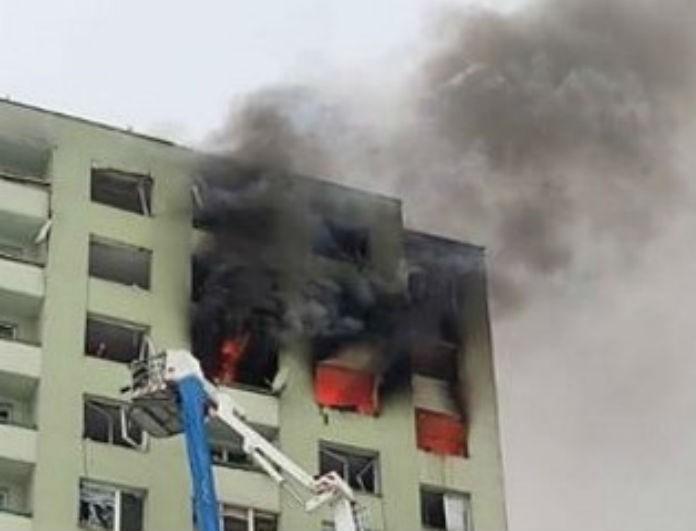 Έκρηξη από διαρροή αερίου σε πολυκατοικία! Στους πέντε οι νεκροί!