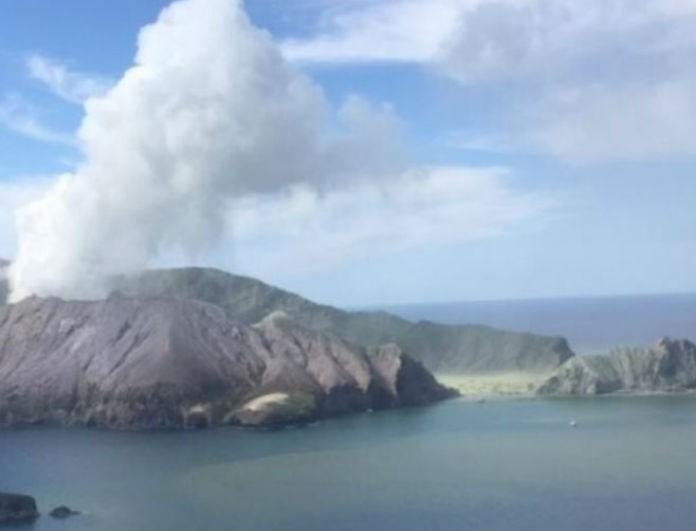 Νέα Ζηλανδία: Συγκλονίζει ο ήρωας του ηφαιστείου! Αυτό είναι το πρόσωπό του!