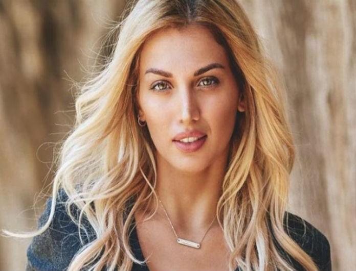 Κωνσταντίνα Σπυροπούλου: Περνάει τα Χριστούγεννα της στο νοσοκομείο! Τι συνέβη;