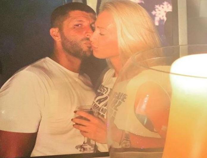 Βικτώρια Καρύδα: Το φιλί στον νεκρό άντρα της! «Παγώνει» η φωτογραφία με τους δυο τους!