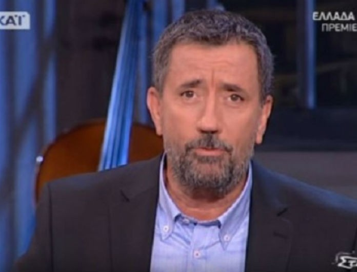 Σπύρος Παπαδόπουλος: Πίνουν νερό στο όνομα του στον ΣΚΑΙ! Τα απίστευτα νούμερα τηλεθέασης!