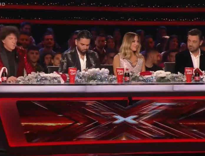 X - Factor: Αυτή ήταν η ερμηνεία που ξεσήκωσε κοινό και κριτές! Σηκώθηκαν να τον χειροκροτήσουν!