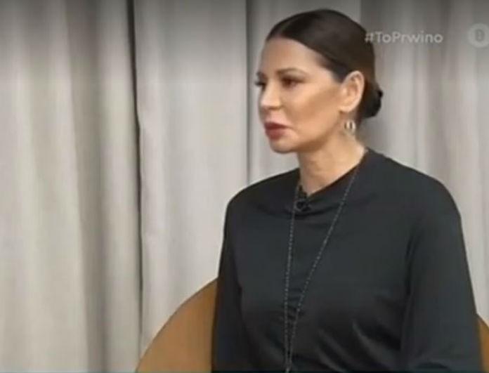 Μαρία Καλάβρια: Αποκάλυψε την ηλικία της και μίλησε ανοικτά για τις πλαστικές της! «Με κοιτάνε στο πρόσωπο και ρωτάνε...»!