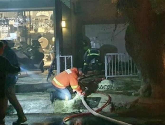 Σοκ στην Ρόδο: Μεγάλη φωτιά ξέσπασε σε αποθήκη πολυκατοικίας! Τι συνέβη;