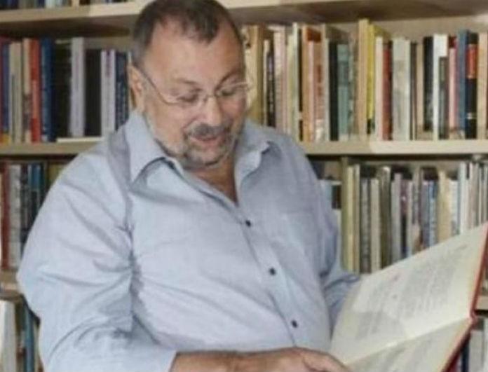 «Έφυγε» από την ζωή ο γνωστός δημοσιογράφος Κώστας Γενάρης!