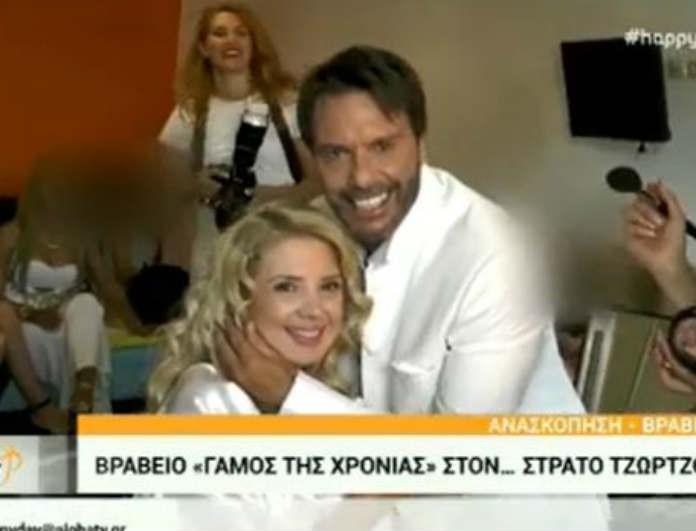 Τηλεοπτική ανασκόπηση 2019: Το Happy Day έδωσε βραβεία στην ελληνική τηλεόραση!