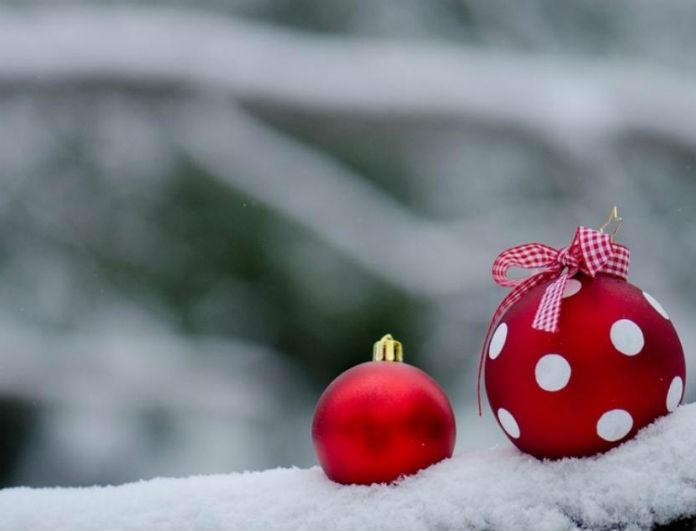 Πώς θα είναι ο καιρός τα Χριστούγεννα; Αναλυτική πρόγνωση μέχρι το τέλος της εβδομάδας