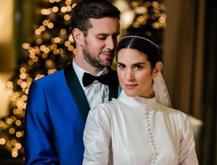 Αναστασία Καίσαρη: 5+1 στιγμές από τον πιο λαμπερό γάμο της σεζόν!
