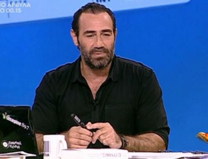 Αντώνης Κανάκης: «Παγώνει» το Ράδιο Αρβύλα; Τι ζητάει από το κανάλι για να ξεκινήσει η εκπομπή;