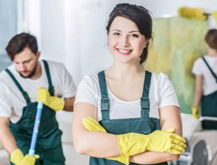 Για... καθαρές δουλειές δείξτε εμπιστοσύνη στους ειδικούς!