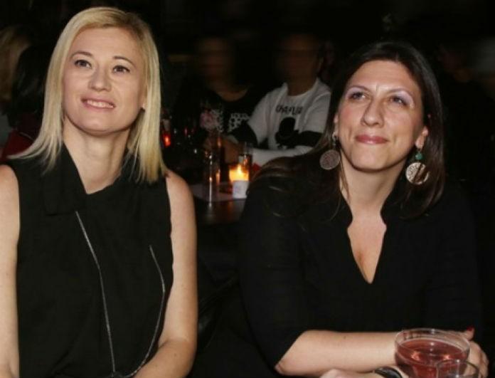 Ζωή Κωνσταντοπούλου: Πρώην ηθοποιός του «Κωνσταντίνου και Ελένης» την «χώρισε» από την Ραχήλ Μακρή! Αποκλειστικές φωτογραφίες!