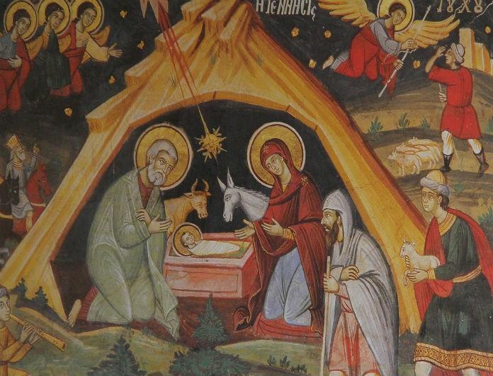 Κι όμως! Γι' αυτό το λόγο γιορτάζουμε τα Χριστούγεννα στις 25 Δεκεμβρίου!