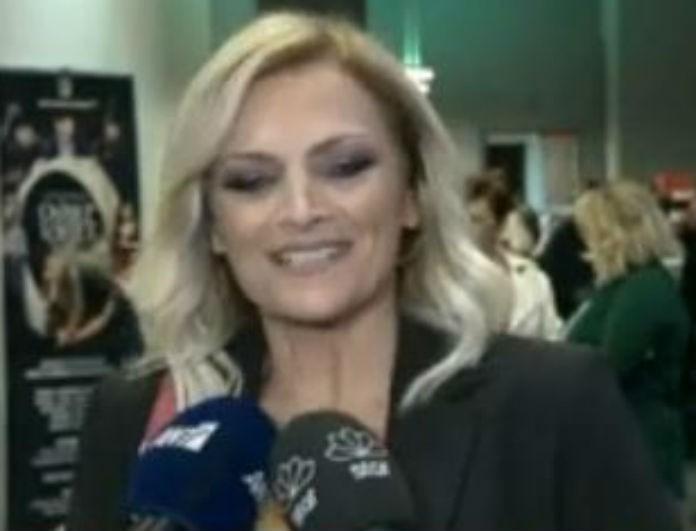 Χριστίνα Λαμπίρη: Επιστρέφει στην τηλεόραση! Σε ποιο κανάλι θα την δούμε;