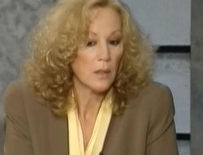 Ζωή Λάσκαρη: Ήθελε να ξεμπλέξει από τα ναρκωτικά η κόρη της! «Mας ζήτησε δυο ή τρεις ώρες χρόνο και...»!