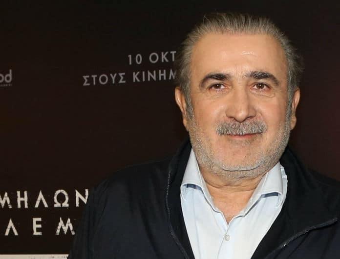 Λάκης Λαζόπουλος: «Σπάει» την σιωπή του μετά τον θάνατο της γυναίκας του! Η αποκάλυψη του συγκινεί!