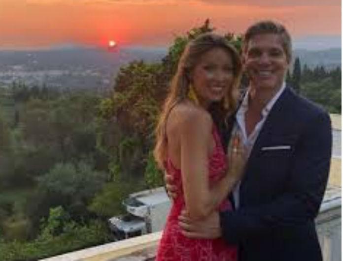 Μαριέττα Χρουσαλά: Πιο λαμπερή και ευτυχισμένη από ποτέ στο πλευρό του Λέων Πατίτσα! Βρέθηκαν στον γάμο της χρονιάς!