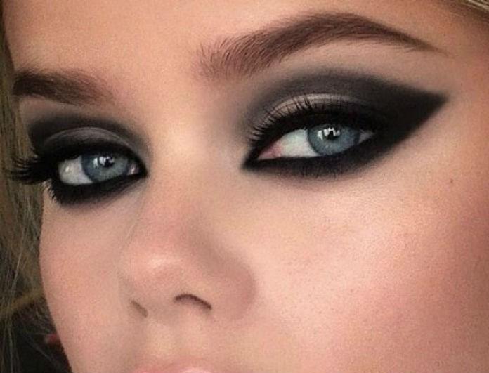 Έχεις μπλε μάτια; Ακολούθησε αυτό το μακιγιάζ και «μαγνήτισε» με ένα σου βλέμμα!