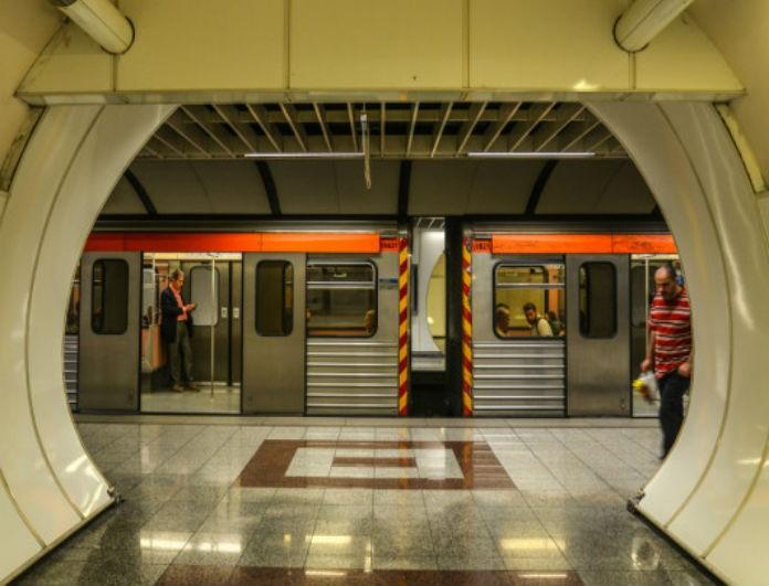 Μετρό: Κλειστοί οι σταθμοί λόγω στάσης εργασίας!