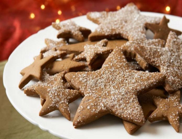 5+1 μυστικά για τα πιο λαχταριστά χριστουγεννιάτικα μπισκότα με κανέλα! Θα πάθετε πλάκα!