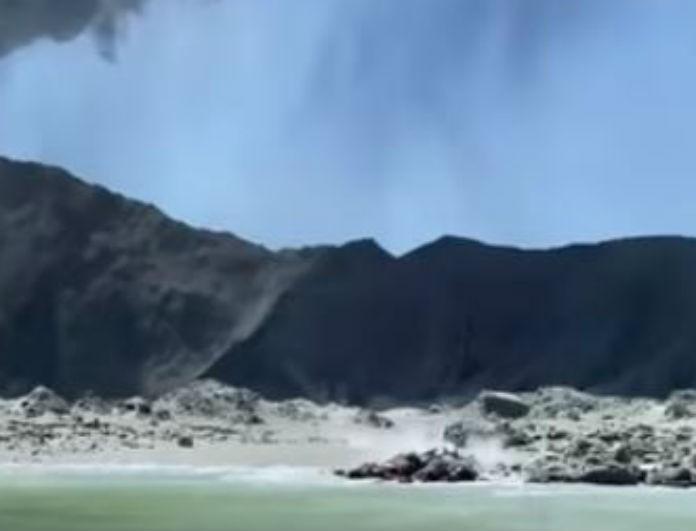 Νέα Ζηλανδία: Ραγδαίες εξελίξεις με την μεγάλη έκρηξη ηφαιστείου, που